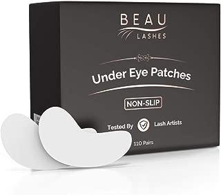 sensitive eye pads for eyelash extensions