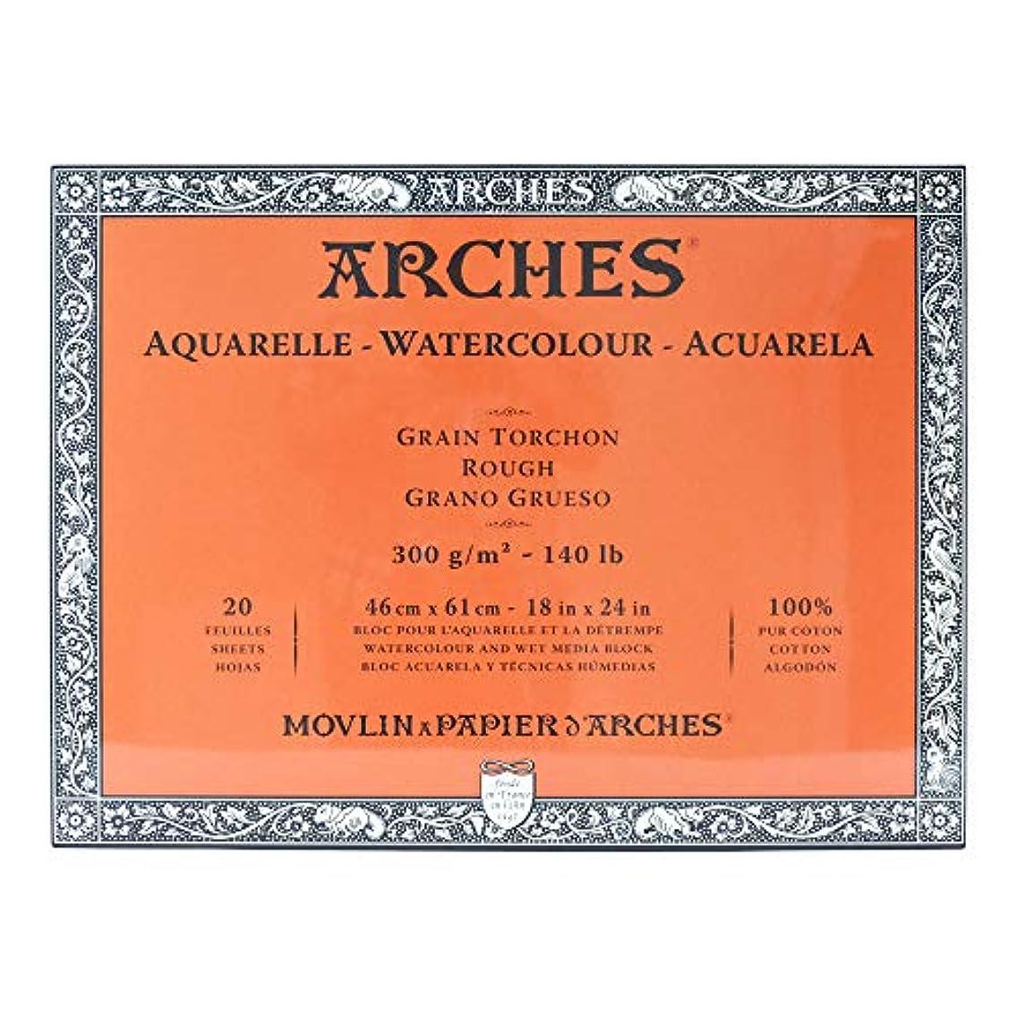 Arches Block 140LB Rough 18X24