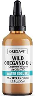 Sponsored Ad - Water Soluble Wild Oil of Oregano Oil 50ml/1,7oz Promotes Clean Teeth * Healthy Gums * Good Breath * Immune...