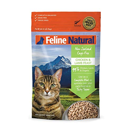 Freeze Dried Cat Food By Feline Natural