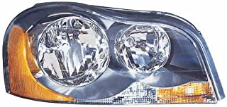 For Volvo Xc90 Headlight 2003 2004 2005 2006 2007 2008 2009 2010 2011 2012 2013 2014 Passenger Right Side Headlamp Assembly Replacement