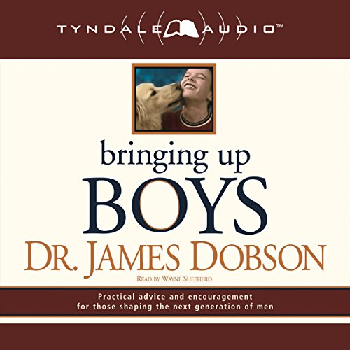 Bringing Up Boys audiobook cover art