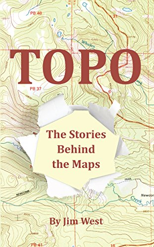 Topo: The Stories Behind the Maps (English Edition)