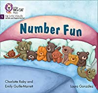 Number Fun: Phase 1 (Big Cat Phonics for Little Wandle Letters and Sounds Revised)