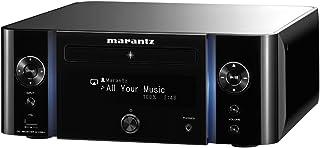 marantz CDレシーバー Bluetooth・Airplay ワイドFM対応/ハイレゾ音源対応 ブラック M-CR611/FB