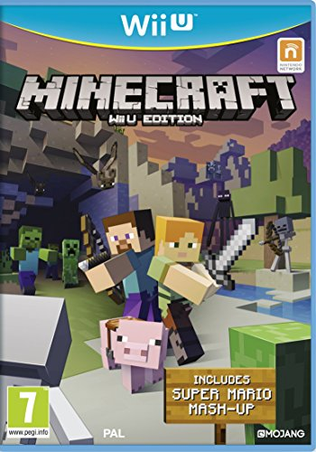 Minecraft (Nintendo Wii U) [UK IMPORT]