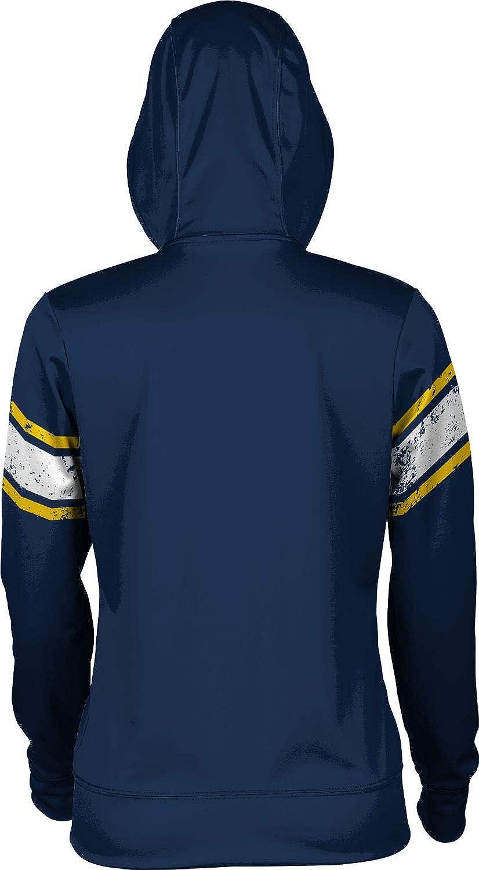 University of California, San Diego Girls' Pullover Hoodie, School Spirit Sweatshirt (End Zone)