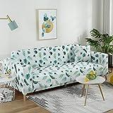 Stretchhusse überzug Couch,Couch Cover,sofaschoner ecksofa,Bedruckte weiche Sofabezüge,Cafe Couchbezug,dekorativer Stoff Couch Throw-C_1 Sitzer/Stuhl