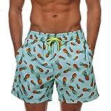 LINSID Sommer Herren Herren Beach Board Shorts Slips für Männer Badehose Badehose Strandkleidung