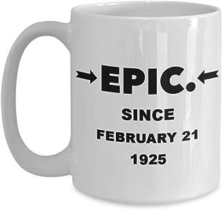 Birthday Coffee Mug: