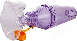compact inhaler spacer