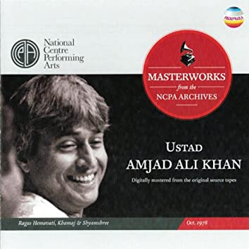 Ragas Hemavati, Khamaj and Shyamshree (Masterworks from the NCPA Archives, Oct. 1978)