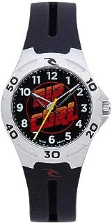 RIP CURL Boys's A270540191SZ Year-Round Analog Quartz Black Watch