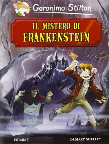 Il mistero di Frankenstein di Mary Shelley