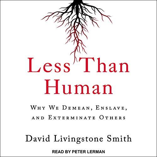 Less Than Human cover art