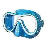 SEAC Giglio, Maschera Snorkeling e Immersione Subacquea Monolente Unisex Adulto