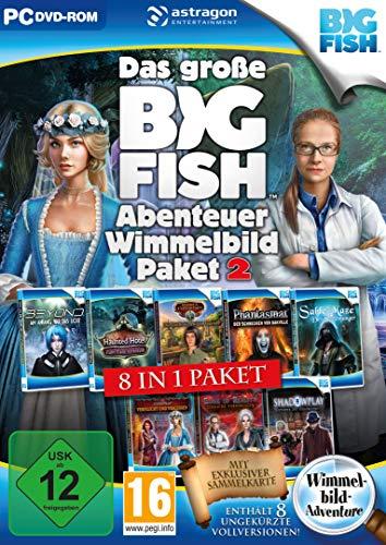 Das große Big Fish Abenteuer Wimmelbild-Paket 2 - [PC]