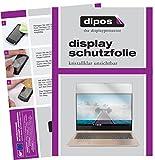 dipos I 2X Schutzfolie klar kompatibel mit Lenovo Yoga 730-15IKB (15.6 Zoll) Folie Bildschirmschutzfolie