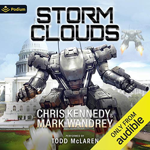 Storm Clouds: The Guild Wars, Book 1