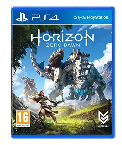 Horizon: Zero Dawn Standard Edition - [Edizione: Regno Unito]