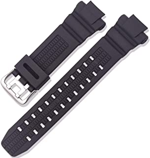 Compatible Replacement CAS109 WATCH Band Strap Fits G-Shock GW3500B GW3000B G Shock GW2500B GW2500 G1000 G1100 G1200 G1250 G1500 GW2000 GW2500 | Gshock GW3500B GW3000B GW2500B GW2500 G1000 G1100 G