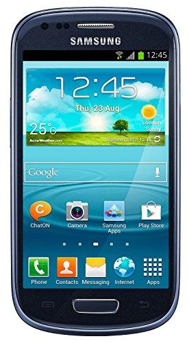 Samsung Galaxy S3 mini I8190 blue EU