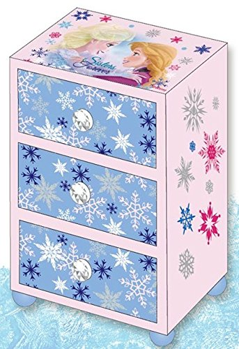 Disney Frozen joyero (Kids Euroswan WD16337)