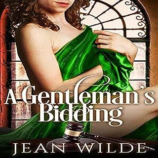 A Gentleman's Bidding cover art