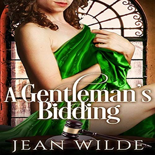A Gentleman's Bidding audiobook cover art