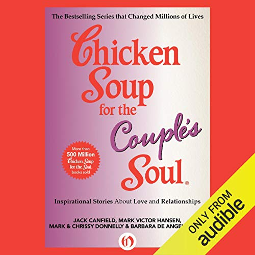 『Chicken Soup for the Couple's Soul』のカバーアート