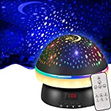 Toys for 3-8 Year Old Boys,Timer Star Projector with Remote Control Kids Toys...