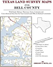 Texas Land Survey Maps for Bell County