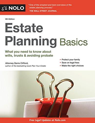 Download Estate Planning Basics 1413321763
