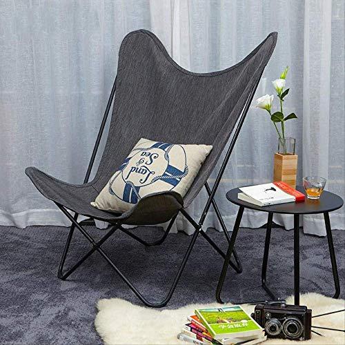 YLCJ Vouwstoel Woonkamer Koffietafel Ligstoel Thuis Lazy Bank Balkonstoel Home Lounge 2pcs