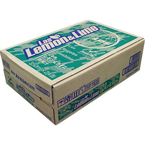 『神戸居留地 LAS レモンライム 缶 350ml × 24本 [ 国産 炭酸飲料 ]』の2枚目の画像