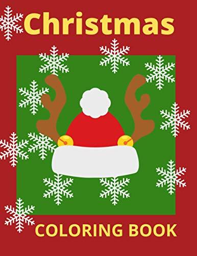 Christmas: Coloring Book christmas Balls Nice and Easy Christmas Pictures