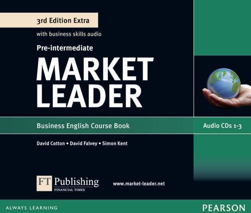 Market Leader 3Rd Edition Extra - Class Audio CD Pre-Intermediate