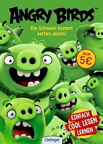 Angry Birds: Ein Schwein kommt selten allein!