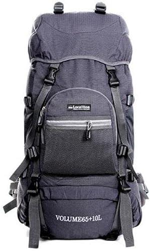 LZZ Sac d'alpinisme en Plein air Sac à Dos Multi-Fonctionnel Multifonctionnel imperméable Sac à Dos de Trekking de Camping Durable