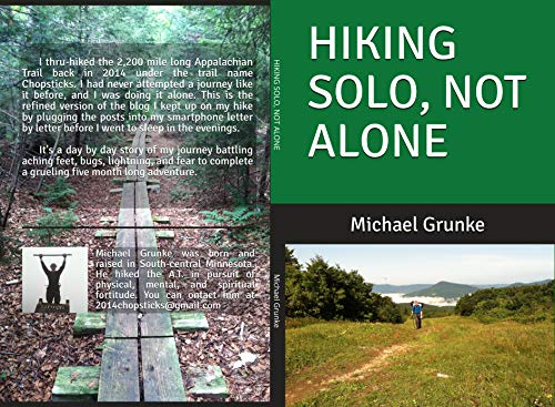 Hiking Solo, Not Alone (English Edition)