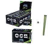 OCB Description Rolls avec Embouts de Filtre, 24 pièces (Carton) + Pochette de...