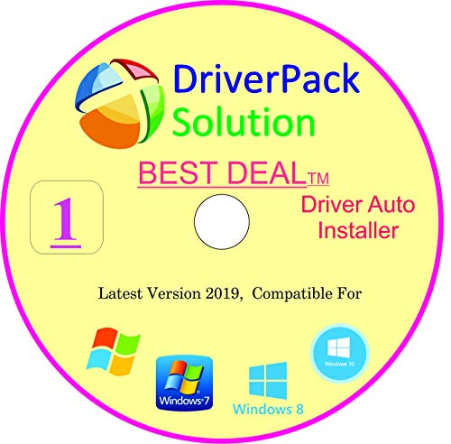 Driver Pack Solution Latest Addition Automatic driver updation