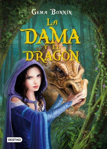 La dama y el dragón...