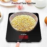 Zoom IMG-2 accuweight bilancia cucina digitale alimenti