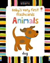 Animals: Babys Very First Flashcards