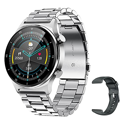 LIGE Smart Watch for Android iOS, 1.32