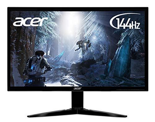Acer KG251QF 24.5-inch Full HD Gaming Monitor (TN panel, FreeSync, 144Hz, 1ms,...