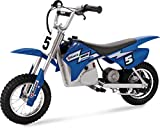 Razor MX350 Dirt Rocket Electric Motocross Off-road Bike for Age 13+, Up to 30 Minutes Continuous Ride Time, 12' Air-filled Tires,...