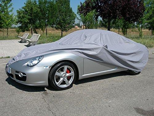 Espinilleras Mercedes Clase A 2012 > Funda cubre coche Mod. California afelpada e impermeable