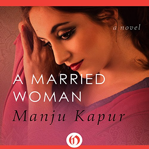 A Married Woman audiobook cover art